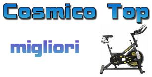 Le 10 migliori spin bike su Amazon