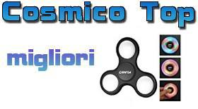I 5 migliori fidget spinner luminosi (a LED) su Amazon