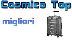 Le 5 migliori valigie ultraleggere Samsonite su Amazon