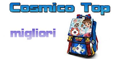 I 5 migliori zaini di Yo-kai Watch su Amazon