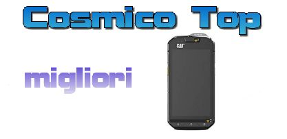 I 3 migliori smartphone rugged su Amazon