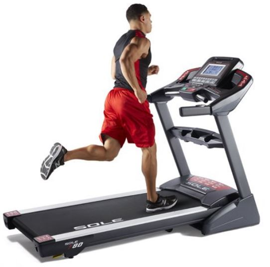 Sole Fitness F80 tapis roulant elettrico